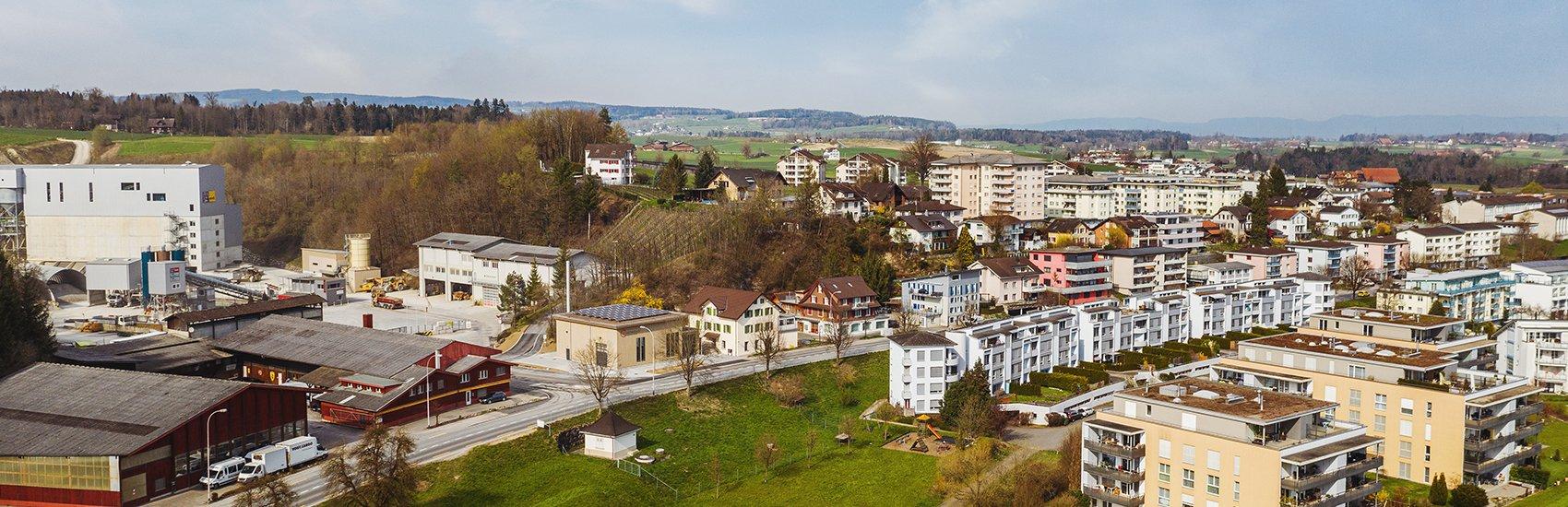 Energieverbund Eschenbach AG, Heizzentrale